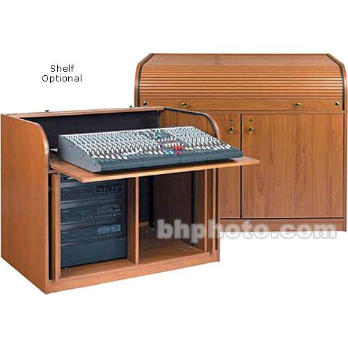 Raxxess Elite Roll Top Rack A/V Control Center, Model ERT-CH
