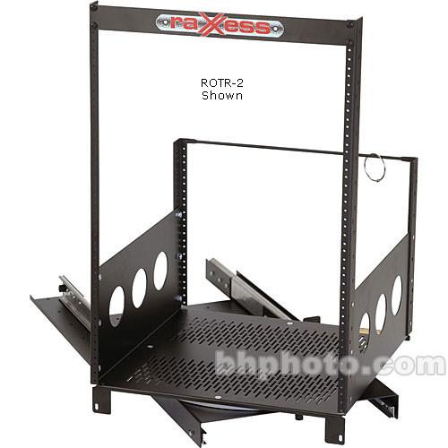 Raxxess Rotating Rack System, Model ROTR-XL16, 16 ROTR-XL-16