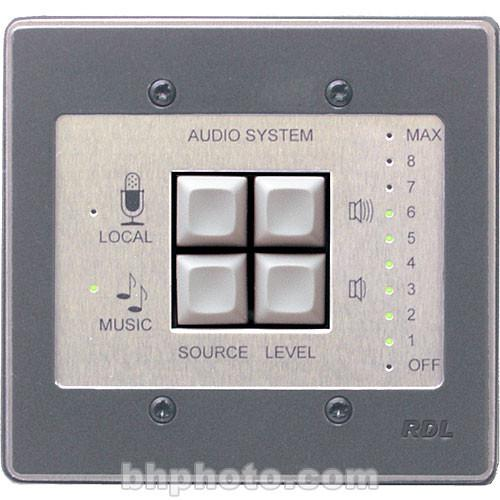 RDL  RCX-1 - Room Control for RCX-5C RCX-1S
