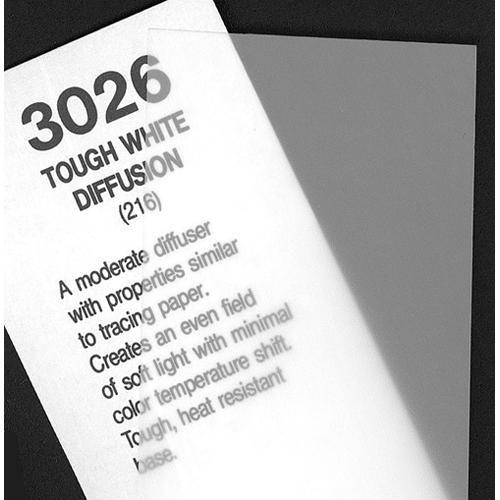 Rosco #3026 Filter - Tough White Diffusion - 20x24