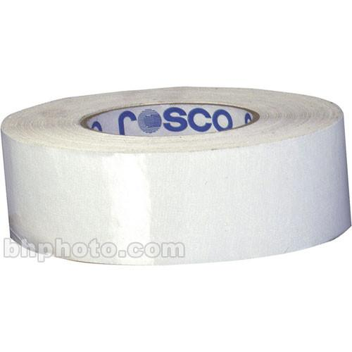Rosco  Floor Tape - White Vinyl 851050154833