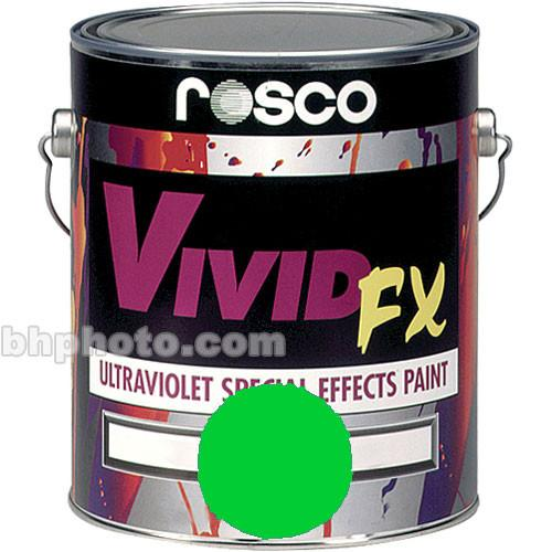 Rosco Vivid FX Paint - Electric Green 150062610016