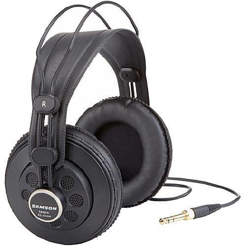 Samson SR850 Semi-Open Studio Reference Headphones SASR850C
