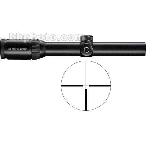 Schmidt & Bender 1.1-4x24 Zenith Riflescope with #7 976/7Z