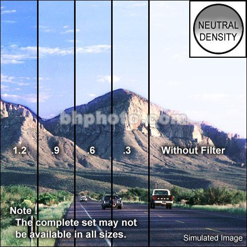 Schneider Series 9 Neutral Density (ND) 1.2 Filter 68-041209