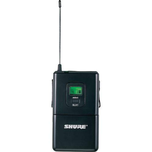 Shure SLX1 Bodypack Transmitter for Shure SLX Series SLX1-J3