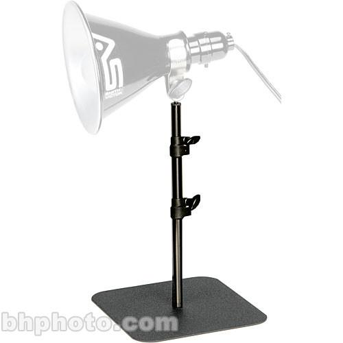 Smith-Victor Tabletop or Background Light Stand (18