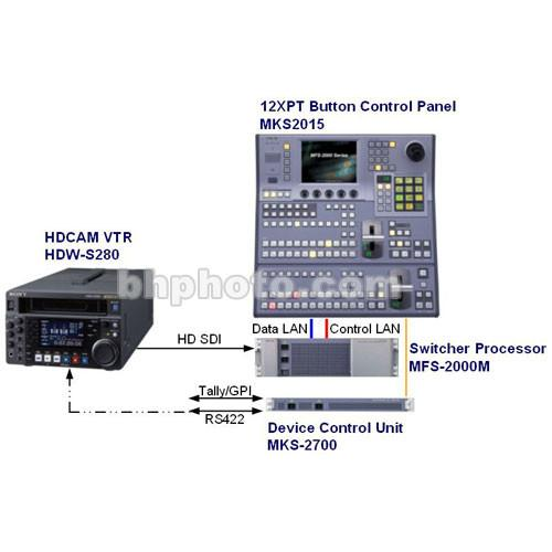 Sony  MKS2700 Device Controller MKS2700