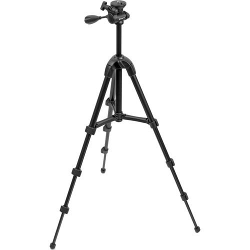 Sony VCT-R100 4-Section Lightweight Tripod with 3-Way VCTR100