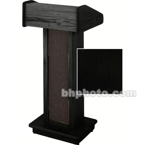 Sound-Craft Systems Floor Lectern (Black Lacquer) LCB