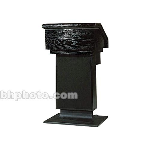 Sound-Craft Systems Floor Lectern (Black Lacquer) LE1B