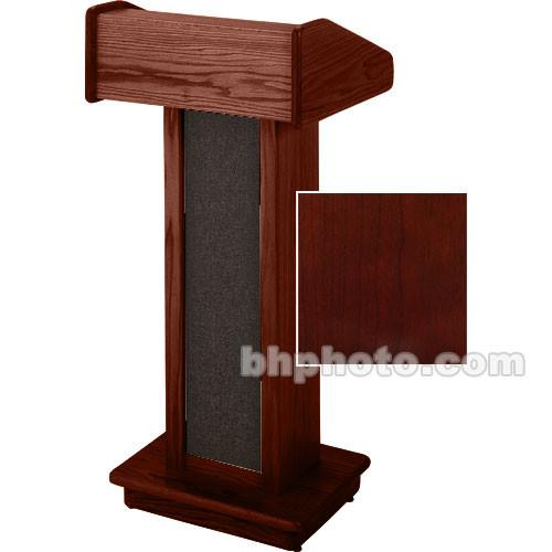 Sound-Craft Systems Floor Lectern (Dark Cherry) LCR