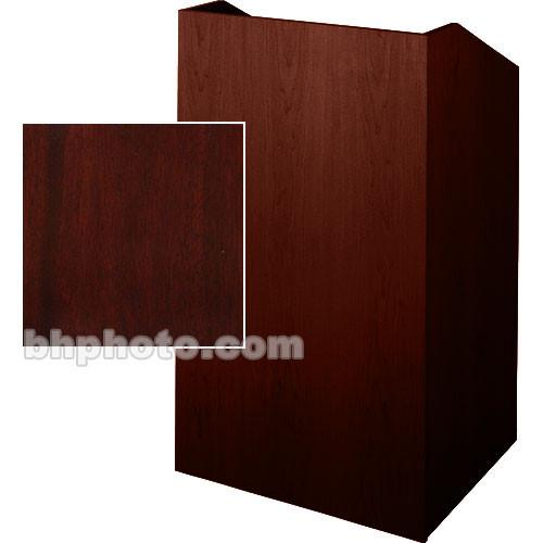Sound-Craft Systems Floor Lectern (Dark Mahogany) SCV36A