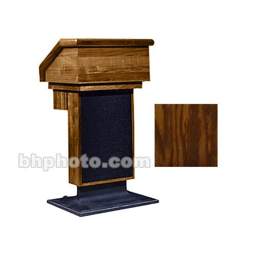 Sound-Craft Systems Floor Lectern (Dark Oak) LE1K