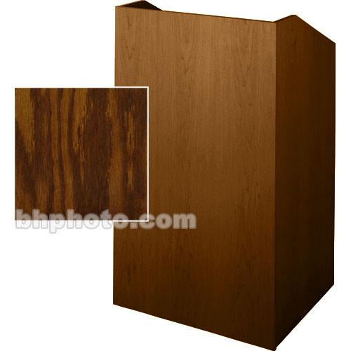Sound-Craft Systems Floor Lectern (Dark Oak) SCV27K