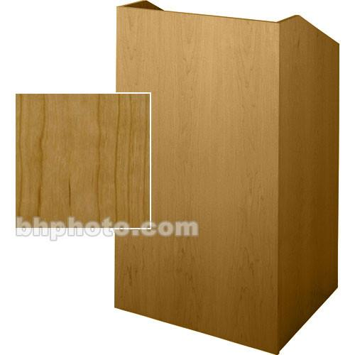 Sound-Craft Systems Floor Lectern (Natural Cherry) SCV27Y