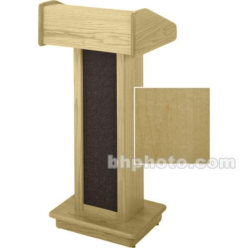 Sound-Craft Systems Floor Lectern (Natural Maple) LCX