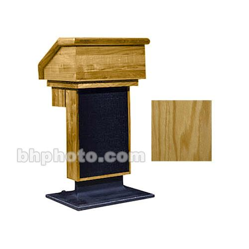 Sound-Craft Systems Floor Lectern (Natural Oak) LE1O