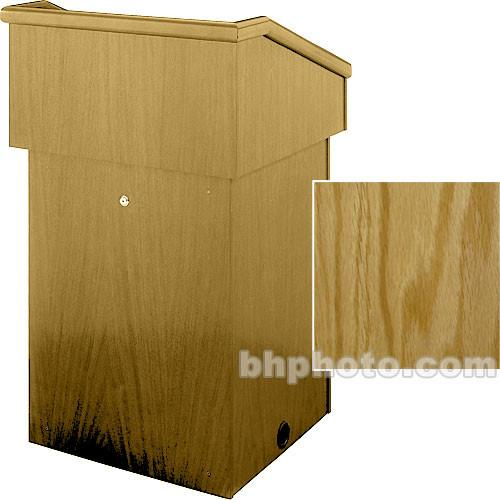 Sound-Craft Systems Floor Lectern (Natural Oak) LT3O