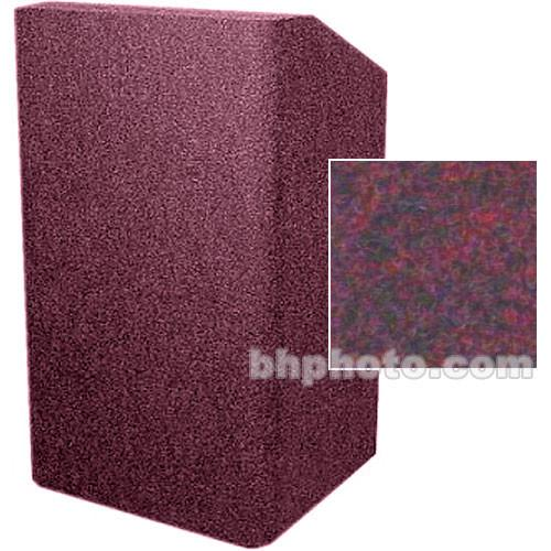 Sound-Craft Systems Floor Lectern Rounded Corners (Brick) RCC36B