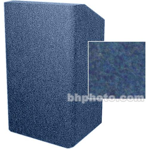 Sound-Craft Systems Floor Lectern Rounded Corners (Navy) RCC27N