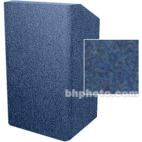 Sound-Craft Systems Floor Lectern Rounded Corners (Navy) RCC36N