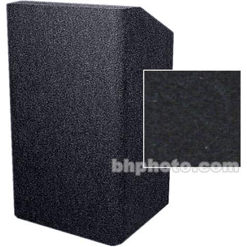 Sound-Craft Systems Floor Lectern Rounded Corners (Onyx) RCC36O