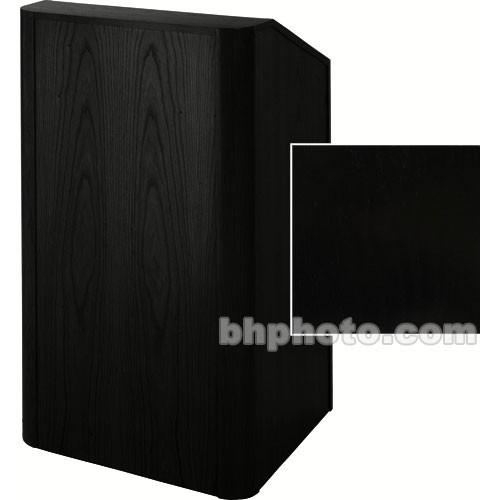 Sound-Craft Systems Floor Lectern Rounded Corners RCV36B