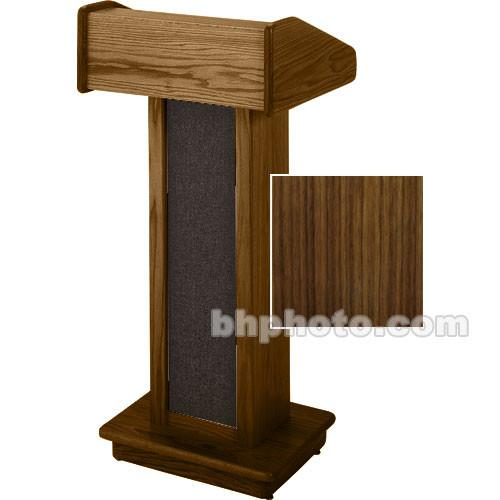 Sound-Craft Systems  Floor Lectern (Walnut) LCW