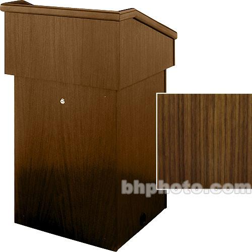 Sound-Craft Systems  Floor Lectern (Walnut) LT3W