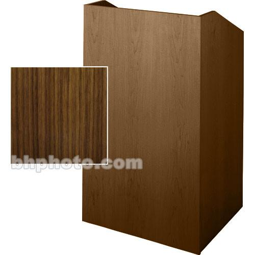 Sound-Craft Systems Floor Lectern (Walnut) SCV27W