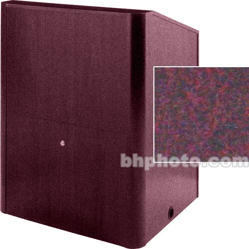Sound-Craft Systems Multi-Media Lectern Carpet (Brick) MMR36CB