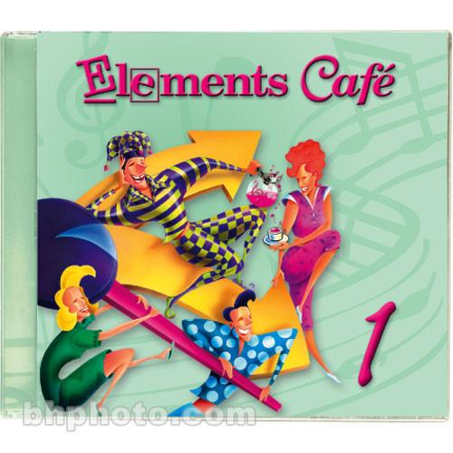 Sound Ideas  Sample CD: Elements Cafe 1 M-SI-EC-1