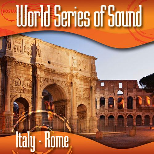 Sound Ideas World Series of Sound, Italy - Rome, Sound WSS 09