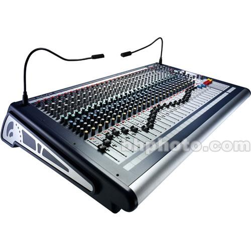 Soundcraft GB2 - Live Sound / Recording Console RW5747SM
