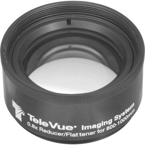 Tele Vue 0.8x Photographic Field Reducer and Flattener RFL-4087