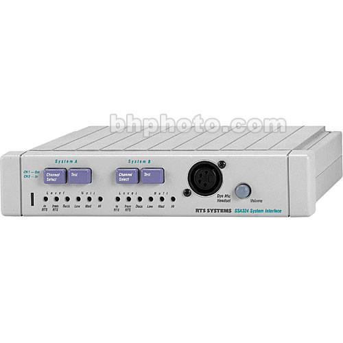 Telex SSA-324 - Two-to-Four-Wire Converter System F.01U.146.633