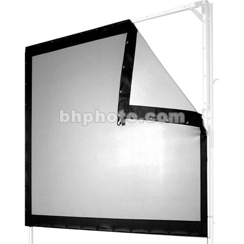The Screen Works E-Z Fold Portable Projection Screen - EZF77RP