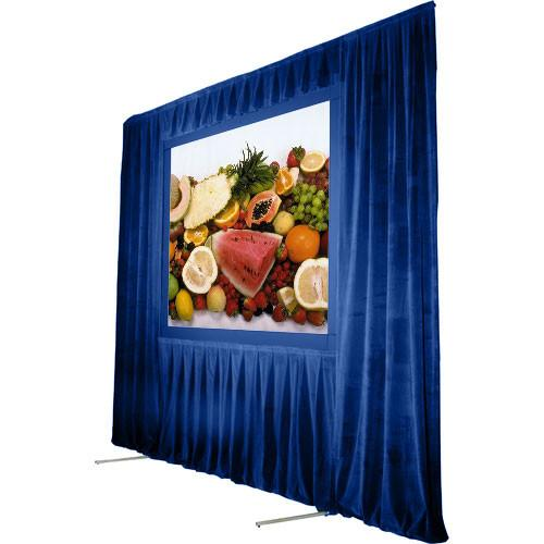 The Screen Works Trim Kit for the Stager's Choice 7x9' TKSC79BL