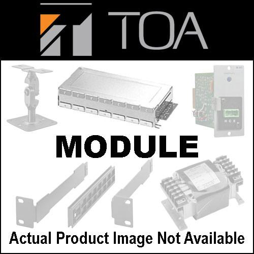 Toa Electronics E-05R - EQ Processor Module for H-2 and E-05R