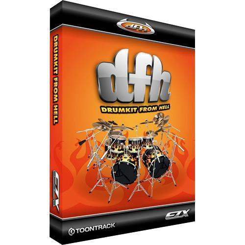 Toontrack Drumkit From Hell EZX Expansion Pack TT110SN