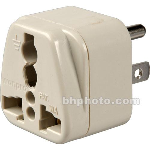Travel Smart by Conair NWG3C Adapter Plug - Grounded NWG3C