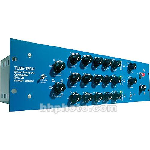 TUBE-TECH  SMC 2B Stereo Compressor SMC2B