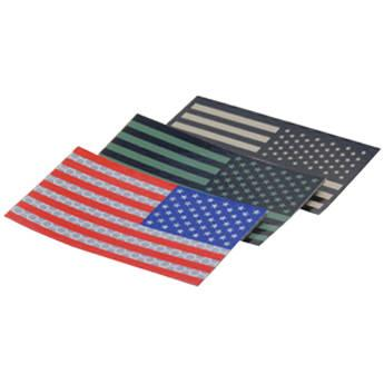 US NightVision Blackout IR Glo Tape USA Flag Reverse 000218