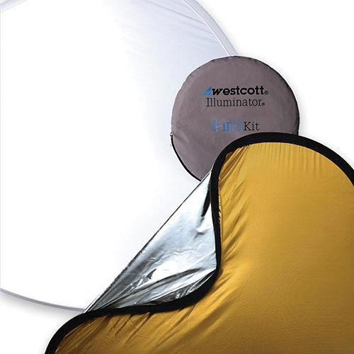 Westcott Illuminator Reflector Kit 4-in-1 - 52