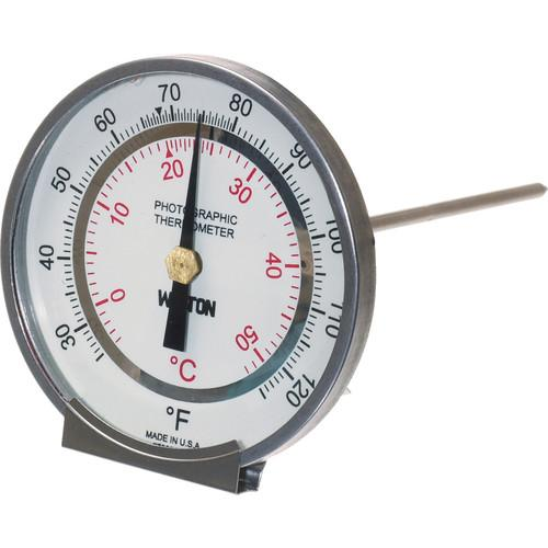 Weston Stainless Steel Dual Scale Thermometer 3
