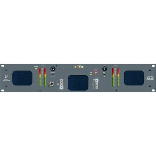 Wohler AMP2-VSDA - Multi-Channel Analog/Digital Audio 8103-0120