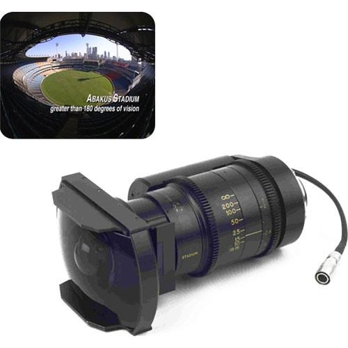 Abakus 381-S16 Super 16mm Super Ultra-Wide Stadium Lens 381-S16