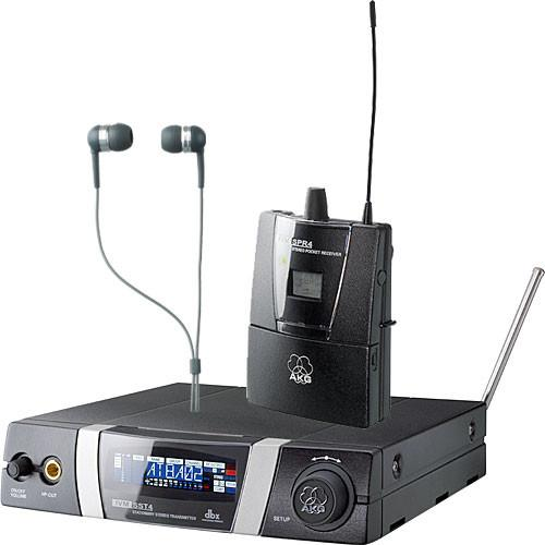 AKG IVM4 - Wireless In-Ear Monitoring System 3054H00200