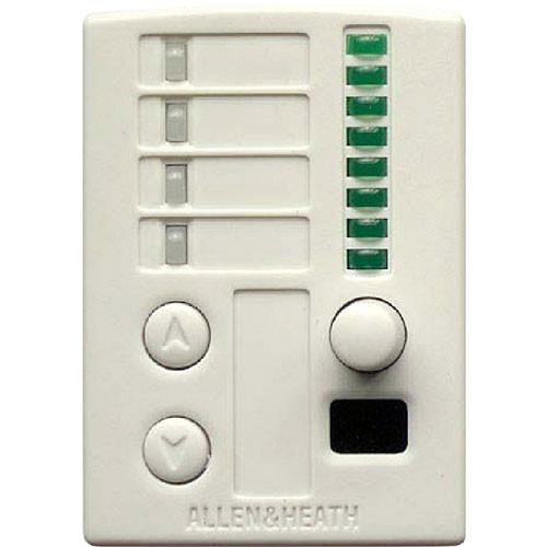 Allen & Heath PL-12 - Wall Remote for GR2 AH-PL-12